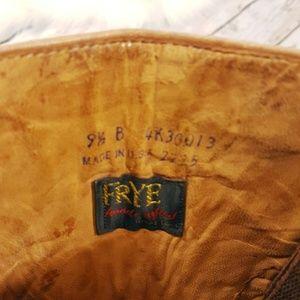 Frye Shoes - Frye Black Label Harness Biker Boots Women 9 2225